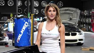 Stealth Auto Girl explains how to get Free Shipping from Stealth Auto