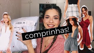 EXPERIMENTEI MINHAS COMPRAS NA ROMWE - Marcela Todo Dia #9
