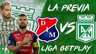 ⚽ Medellín vs Atlético Nacional / Liga BetPlay / Fecha #15 / LA PREVIA DEL PARTIDO