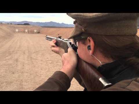 SHOT Show 2016: Winchester 1873 Commemorative