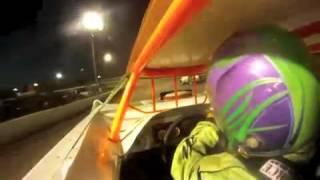 Volusia Speedway Park Heat Race 4-13-13 (mobile)