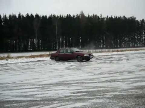 Ford Sierra 2,9 4x4 Snow Drift