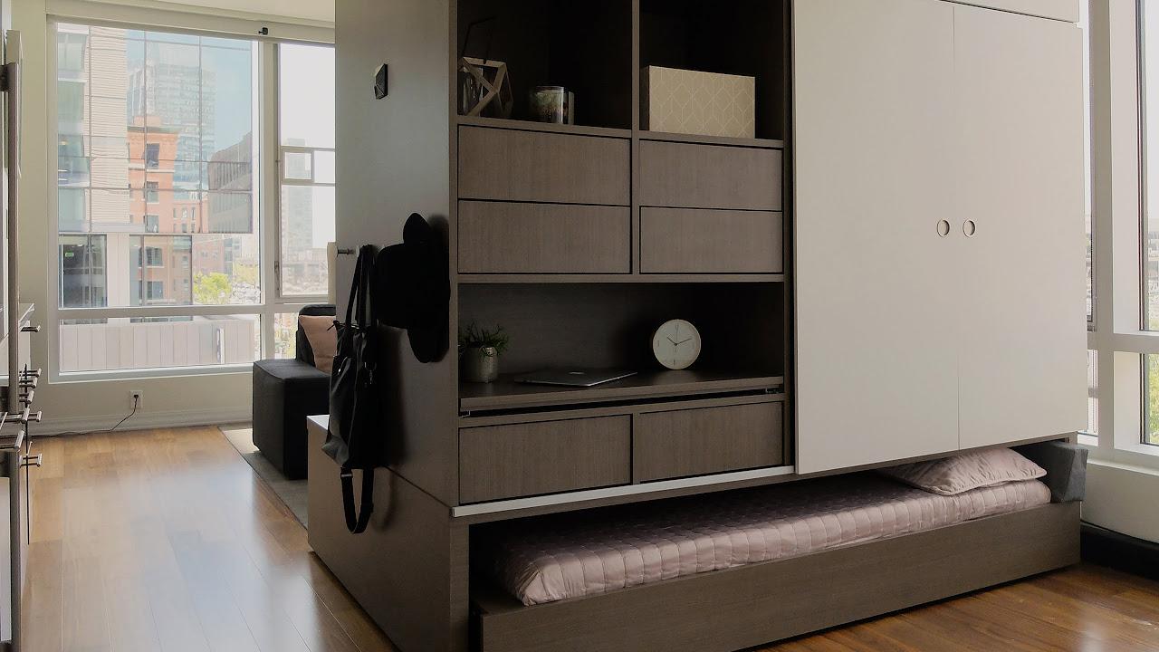 Multifunktionsmöbel – mehr Komfort für kleine Räume - G-Pulse