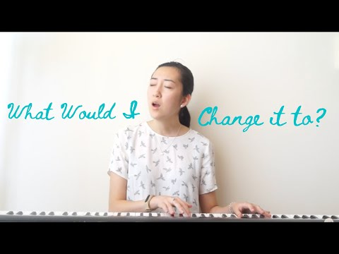Avicii - What Would I Change It To (Cover)