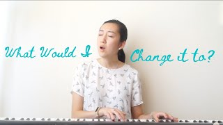 Скачать Avicii What Would I Change It To Cover