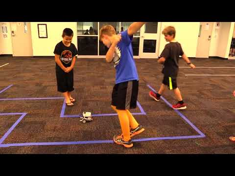 Pease Summer Robotics Camp 2018