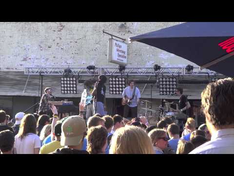 Norman Oklahoma Music Festival. 4/27/2013.