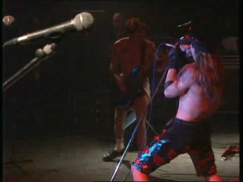 Red Hot Chili Peppers   Higher Ground   1990