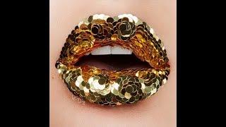 LATEST LIPSTICK TUTORIAL #45 | New Amazing Lip Art Ideas (2018)