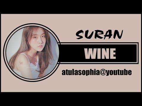 [Phiên âm Tiếng Việt] Wine - Suran Ft Changmo (Prod. SUGA)