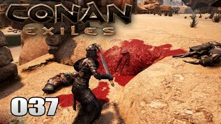 CONAN EXILES [037] [Der Weg nach Osten] Gameplay Deutsch German thumbnail