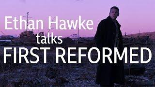 Ethan Hawke interviewed by Simon Mayo