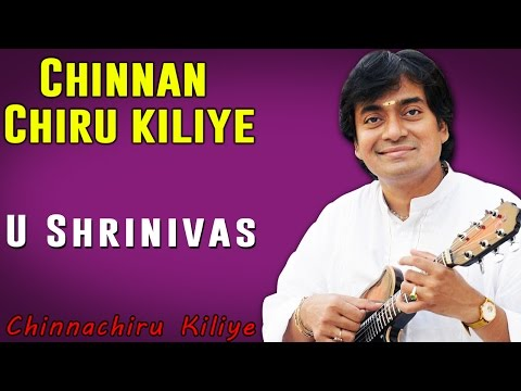 Chinnan Chiru kiliye   U Shrinivas (Album: Chinnanchiru Kiliye)