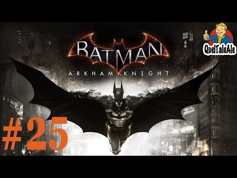 Batman Arkham Knight - Gameplay ITA - Walkthrough #25 -  Assalto alla polizia