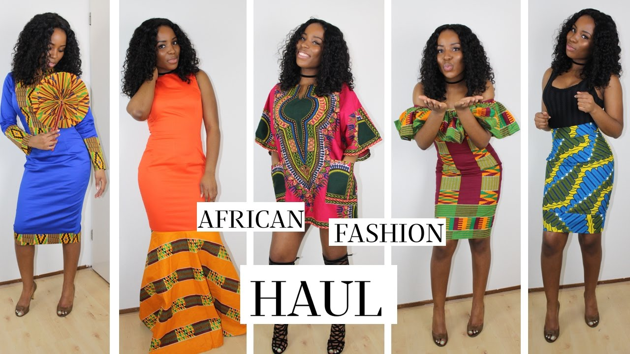 African Fashion Designers Names