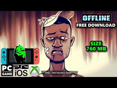 Shaq Fu: A Legend Reborn [Android Gameplay] │ PC Game Ported to Android thumbnail