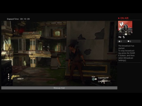 Uncharted 4 avery house stealth