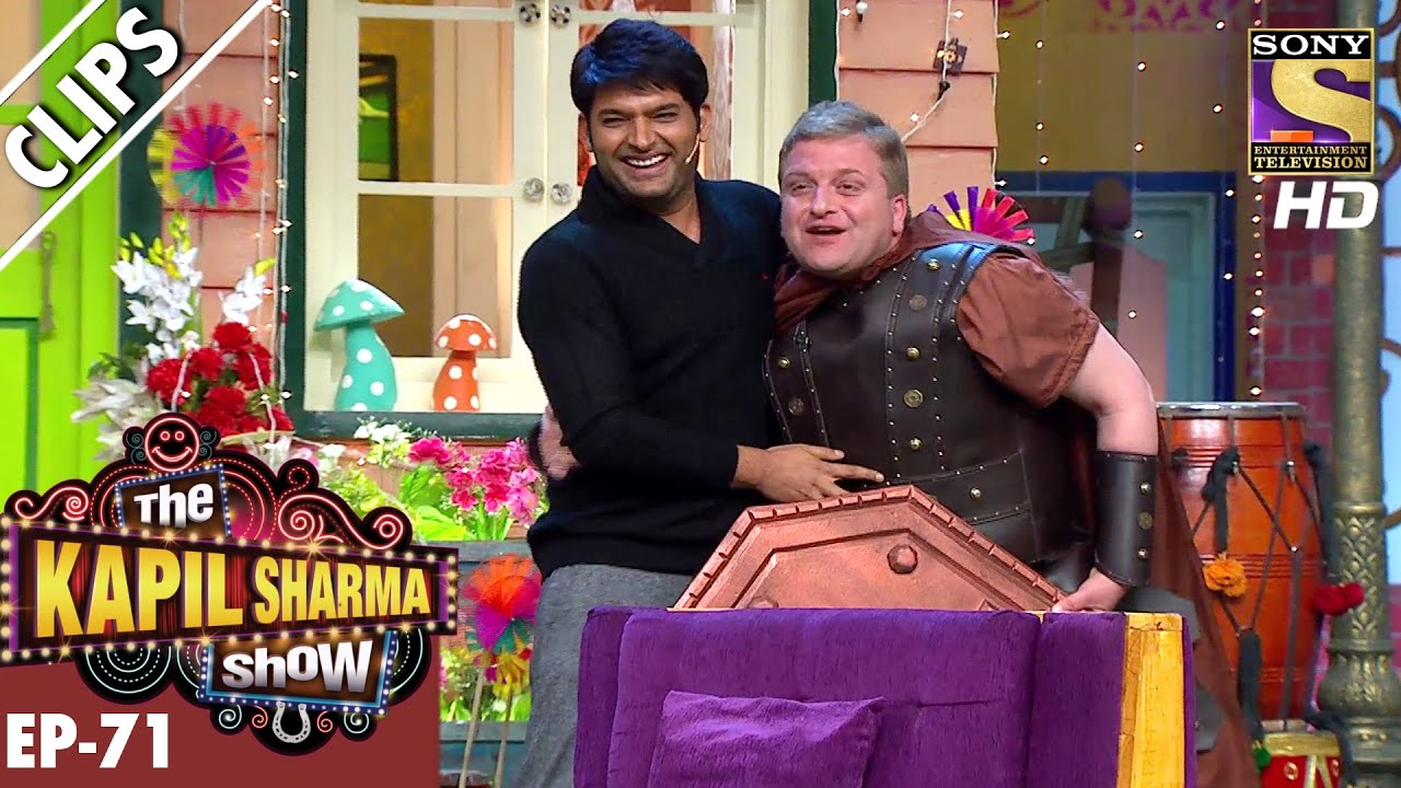 Kapil Sharma S Audition For Hollywood The Kapil Sharma