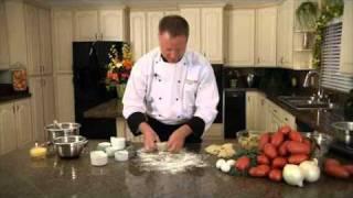 Chef Bryan Makes Potato Knish
