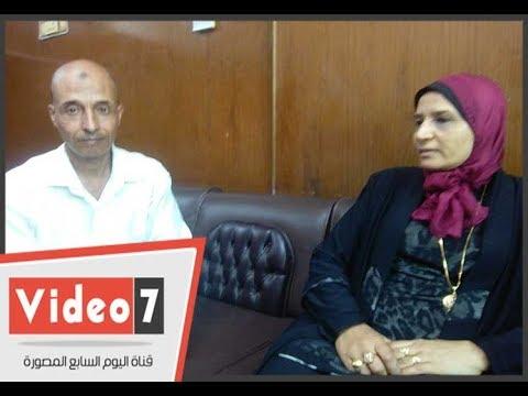 عايدة مسعود المرأة الحديدية فى كفر الشيخ