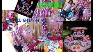 Download Selamat Ulang Tahun Dd Ghinayah II Happy Birthday