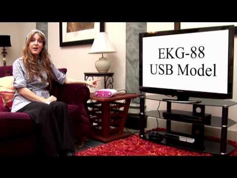 Easy Karaoke EKG88 USB.mp4