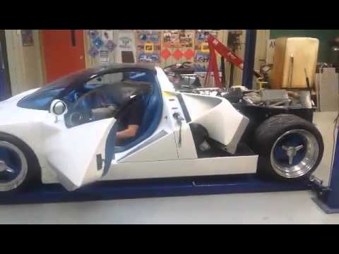 1995 ford gt90 start and rev youtube. Black Bedroom Furniture Sets. Home Design Ideas