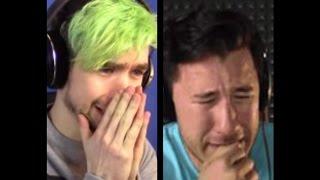 Saddest moments on YouTube (Jacksepticeye/Markiplier)