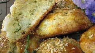 Рецепт- Турецкие сырные булочки