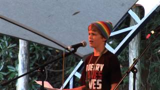 7 Poem #1 Nickoli  Kids Poetry Slam Fall LEAF 2013