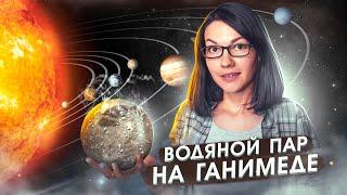 Ганимед, Ио, Венера, древний метеорит, модуль Наука, марсианский вертолёт | Новости планеты