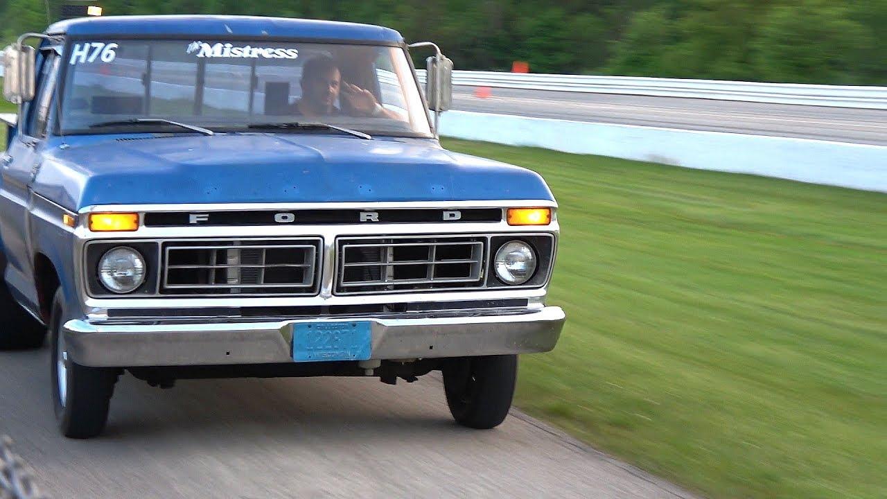 Old Ford Diesel Trucks 1970 F 150 4x4