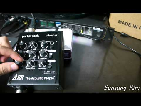 AER Colourizer Sound TEST