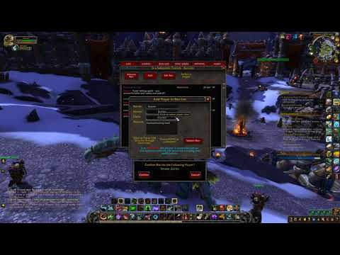Guild Roster Manager - Banning Players From Your Guild Effectively!