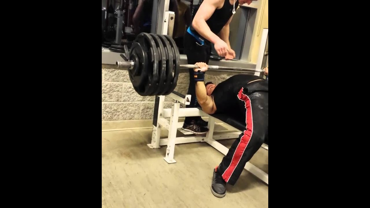Bench Press Person: 460lb Bench Press @ 181lbs Body Weight