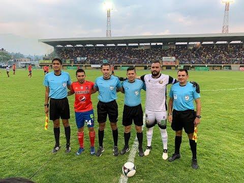 Municipal le endosó 6 goles a Chiantla