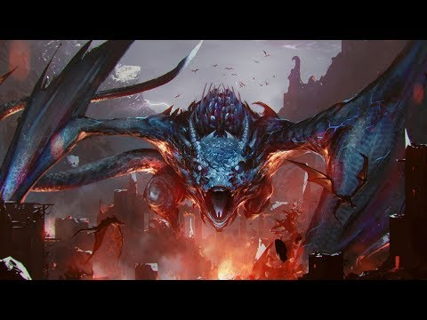 Dragon's Wrath | Intense Dark Apocalyptic Battle Mix | 1 Hour Epic Music