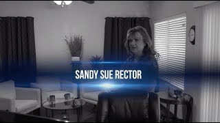 Sandy Sue Rector as featured on Exploring The Human Journey