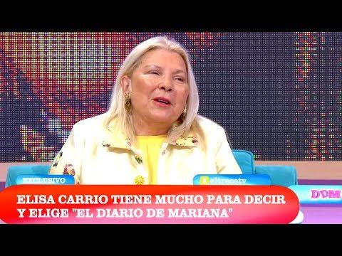 El diario de Mariana - Programa 02/04/18 - Especial Elisa Carrió