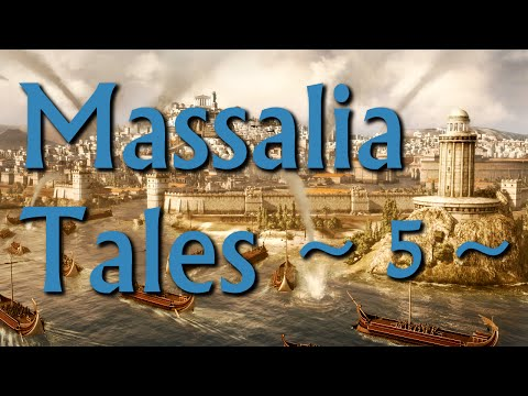Massalia Tales Episode 5 - Rome II Narrative Let's Play (Divide Et Impera Mod)