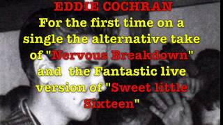 Rockinitis 45s Eddie Cochran Collector edition