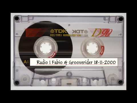 Radio 1 Fabio & Grooverider 18-11-2000