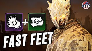 This Build Works Good On This Map - Dead by Daylight Wraith Gameplay