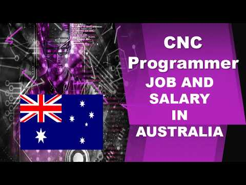 CNC Programmer Salary In Australia - Jobs And Wages In Australia
