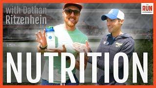 Nutrition Tips For Marathon And Half Marathon With Dathan Ritzenhein