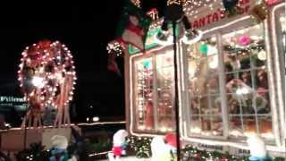 Christmas House in Canarsie Brooklyn