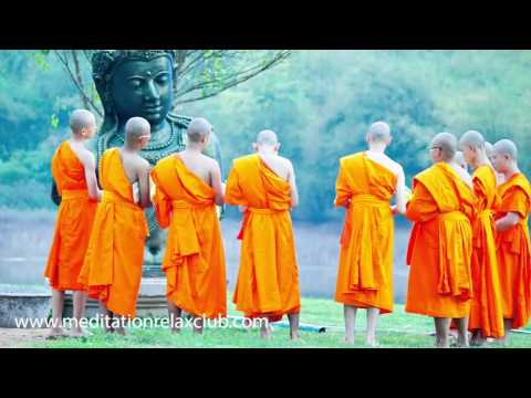 Meditation Music Buddhist | Om Meditation Music, Positive Thinking, Meditation Blessings