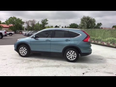 2016 Honda CR-V Aurora, Denver, Parker, Centennial, Littleton, CO J7148