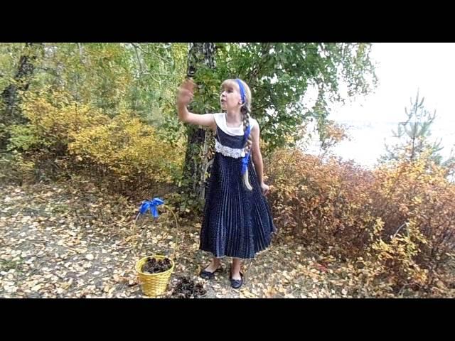 Екатерина Никитина читает произведение «Олень» (Бунин Иван Алексеевич)
