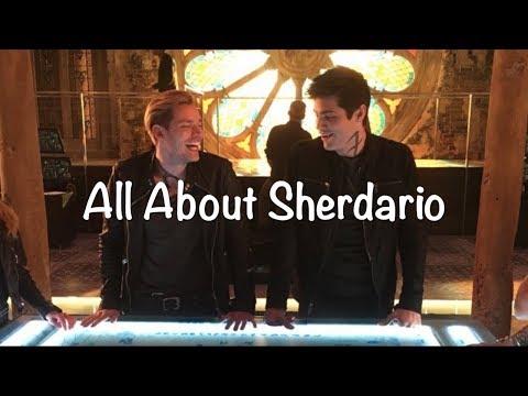 Shadowhunters cast: Dom Sherwood & Matt Daddario: All About Sherdario